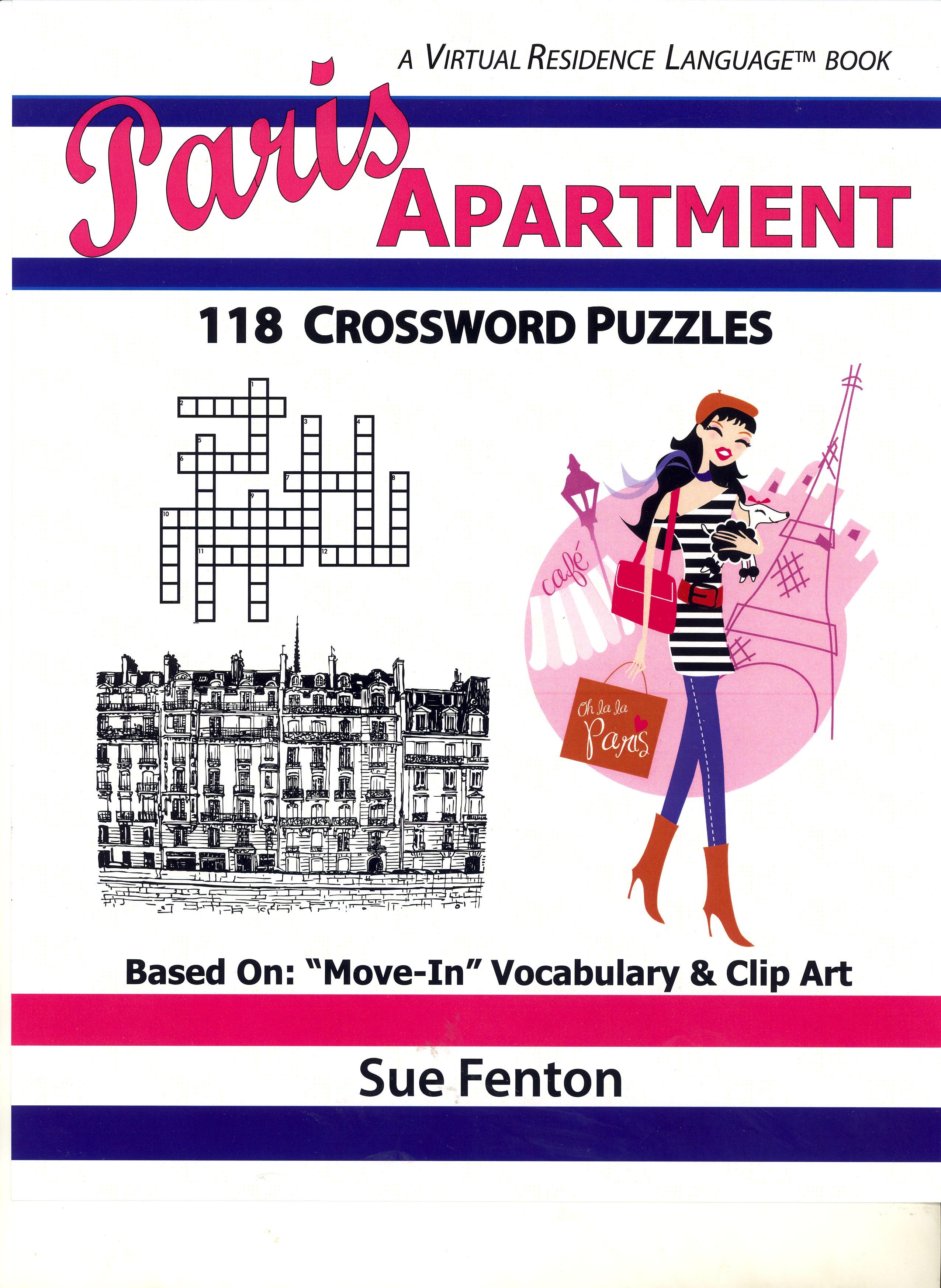 "PARIS APARTMENT ""Move-In"" Crosswords"