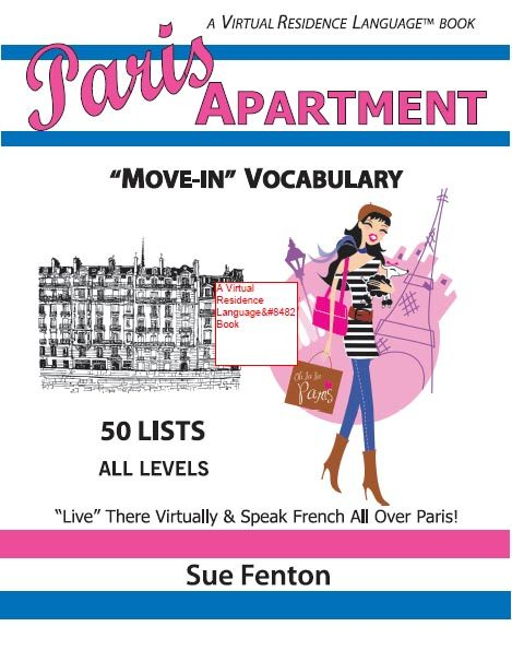 "PARIS APARTMENT ""MOVE-IN"" VOCABULARY"