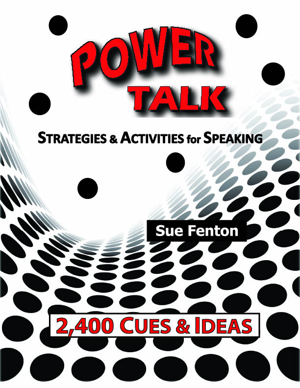 POWER TALK 2,400 Strategies, Activities, and Cues