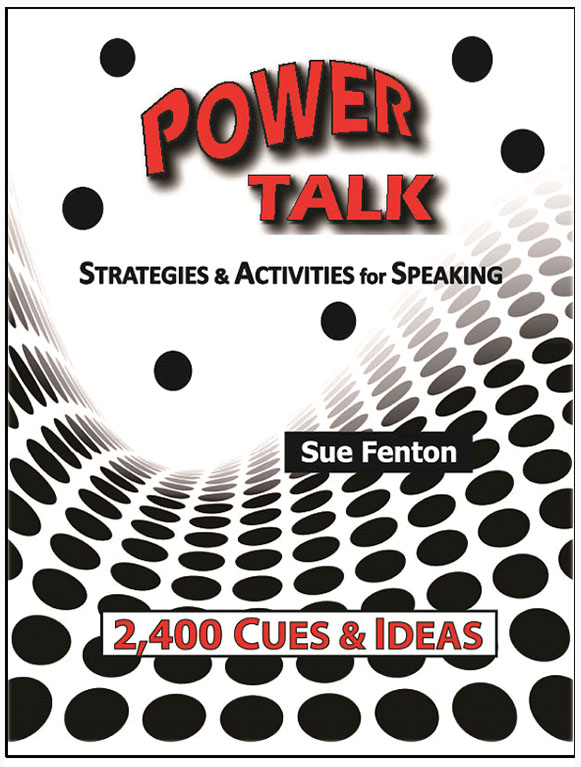 POWER TALK 2,400 Creative Talking Strategies