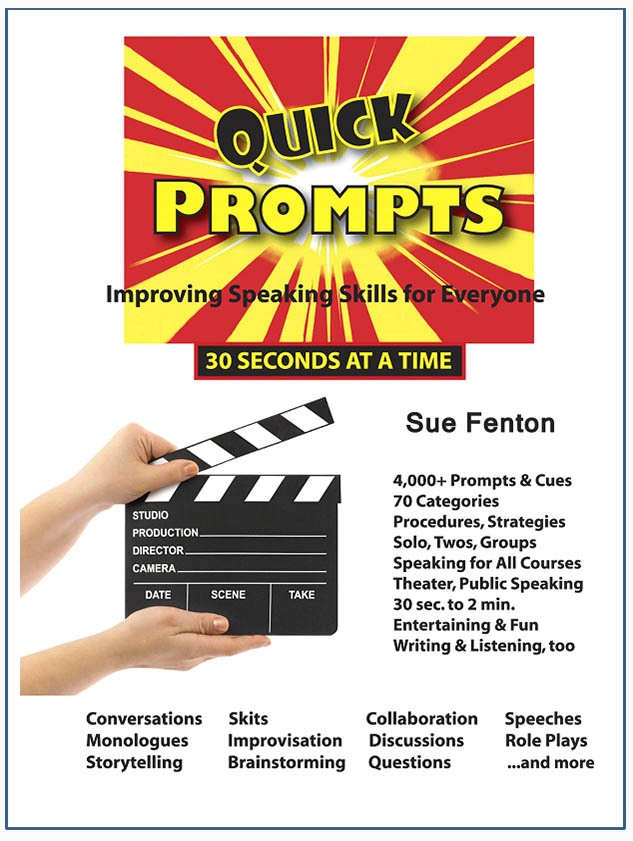 QUICK PROMPTS Improving Speaking for Everyone